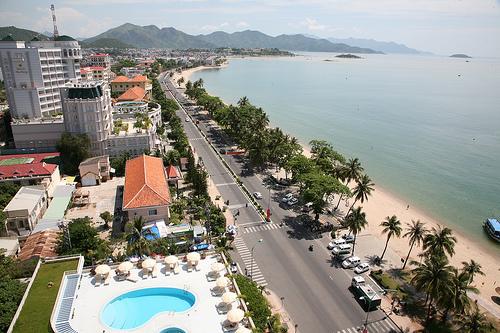 Nha Trang - Beach Front